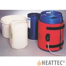 Verwarmingsmantel voor kunststof vaten (AFCCB Range)