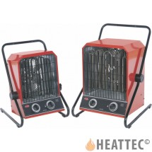 Multi-inzetbare elektrische luchtverwarmers, ANB