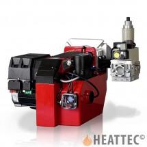 Bentone gasbrander BG450-2 120-550 kW MBZRDLE 412 B01S50