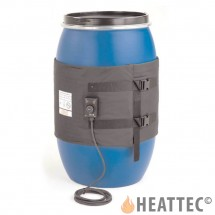 Flexible Heating Blanket for Drums (AFCCB Range)