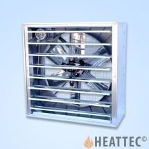 Axiaal ventilator unit, SA 30, 12800-14900 m³/h.