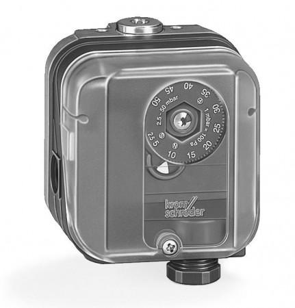Kromschroder drukschakelaar DG 150 U-3
