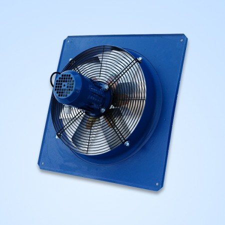 Sama Axiaal ventilator A6/N 600/4, 8800-15000 m³/h.