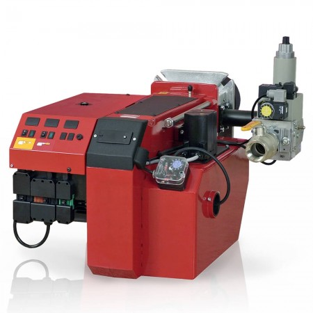 Bentone gasbrander BG550-2 M 140-628 kW LME22