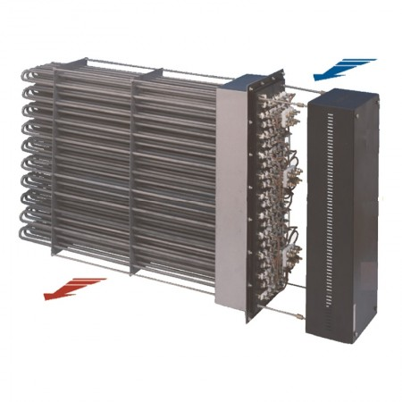 Electric Battery for Air Heating TMAX