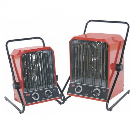 Multi-use Electrical Air Heater (ANB Range)