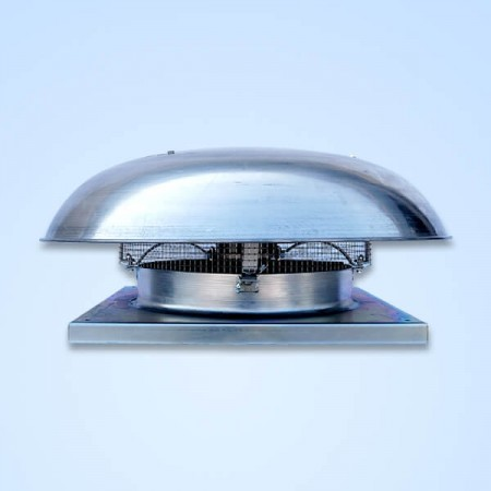 Sama Axiaal dakventilator (ET-O 550) 6.900-12.000 m³/h