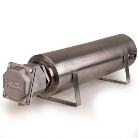 In-line heater (GCP-TR-INOX-II)