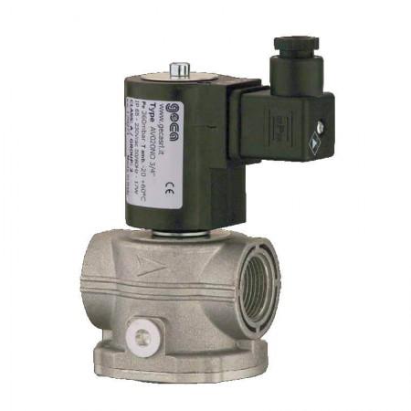 Geca gas valve fast opening high capacity