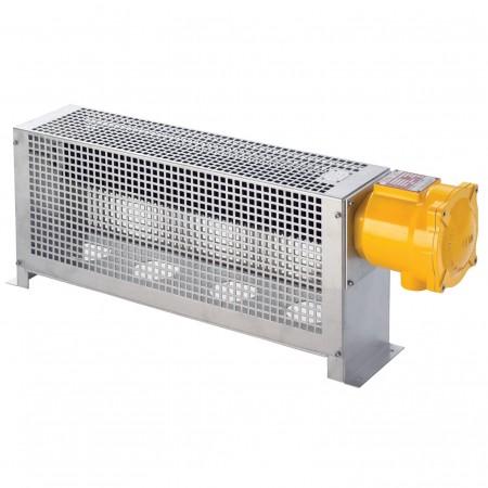 Elektrische luchtverwarmer RAE T3/T4