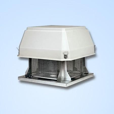 Sama Axiaal dakventilator (TC-R 630/6) 4.600- 10.700 m³/h