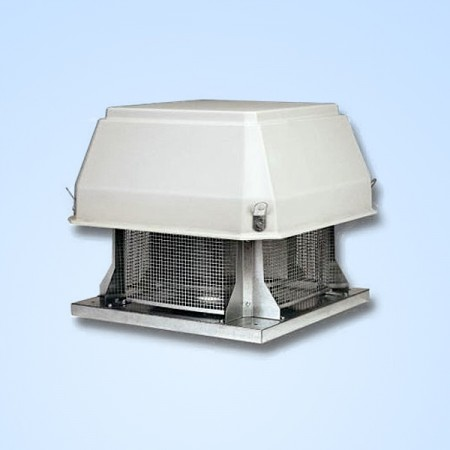 Sama Axiaal dakventilator (TC-R 500/4) 2.800-7.800 m³/h