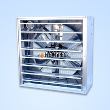 Axiaal ventilator unit, SA 48, 30900-36400 m³/h.