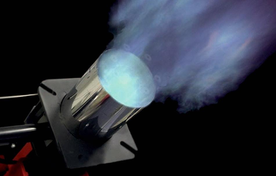 Heattec® Industriële branders